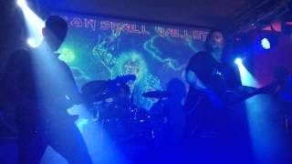 preview picture of video 'Iron Small Valley - The number of the beast, live @Bombardier Signa 12/11/12'
