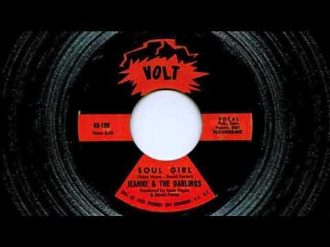 Soul Girl (1967) (Song) by Jeanne & The Darlings