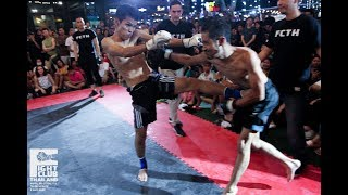 FIGHT CLUB THAILAND อินดี้ปิ่นเกล้า ซีมหาดไทย(See) x ซิ๊กแซก(Sicksak) คู่ที่ 440