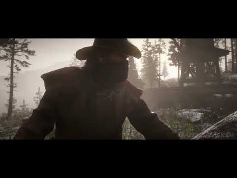 Red Dead Redemption 2, Прохождение Без Комментариев   Часть 5 PS4 PRO   1080p