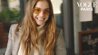 Barbara Palvin: A Day Off With The Victoria's Secret Model | Vogue Model Diaries | Vogue Paris
