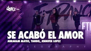Se Acabó el Amor - Abraham Mateo, Yandel, Jennifer Lopez   FitDance Life (Coreografía) Dance Video