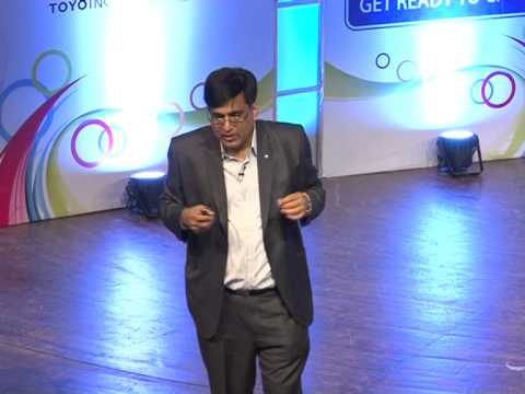 Print Summit 2013 : Rajeev Kumar- Mergers & Acquisition-A way of Growth Part 6