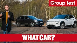 2020 Kia e-Niro vs Hyundai Kona Electric review – which is the best electric car? | What Car?