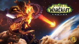Antorus Ending Cinematic [Illidan's Final Sacrifice] - WoW Legion 7.3.2