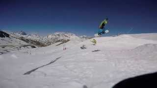 preview picture of video 'Freestyle en Formigal 2015'