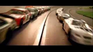 2008 Nascar Nationwide Series con ESPN - Slot Car Commercial