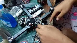 Service mjx Bugs 4w Indonesia lokasi Semarang