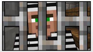 Minecraft   TRAYAURUS GOES TO PRISON   Custom Mod Adventure