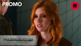 Shadowhunters | Season 1, Episode 8 Promo: Bad Blood