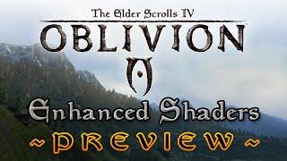 Oblivion - Enhanced Shaders Preview - OBGEv4 Preset