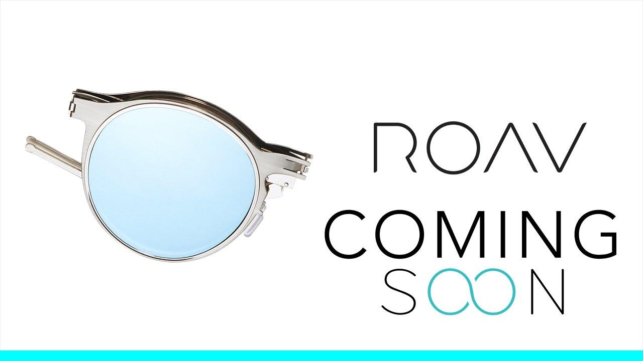 9ef1263662 ROAV Eyewear - World s Thinnest Folding Sunglasses - Touch of Modern