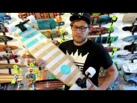 Surf Logic Pintail Classic Longboard Review | Longboardy.pl