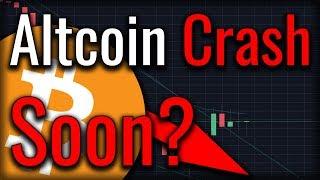 Will Bitcoin Tank Because Of Bearish Altcoins? (Friday Market Update)