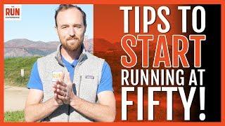Start Running at 50   3 Tips for Strength & Health