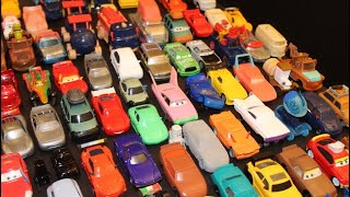 All My Disney Cars Prototypes (100+) - World's Largest Prototype Collection