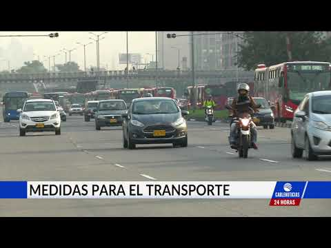 Distrito anunció más medidas para el transporte