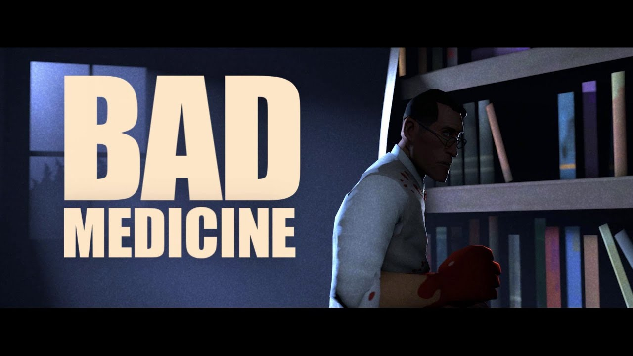 Bad Things Happen When Team Fortress 2's Medic Loses His Bird
