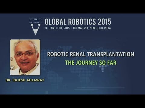 Robotic Renal Transplantation- The Journey So Far