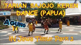 TARIAN SAJOJO (Lagu Daerah PAPUA) DANCE SENAM DJ Remix Reggae Original Song Lirik In (JATIM PARK 2)