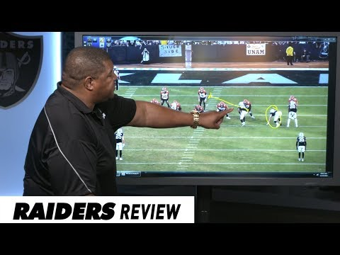 Maxx Crosby's Career Day vs. Bengals | Raiders Review