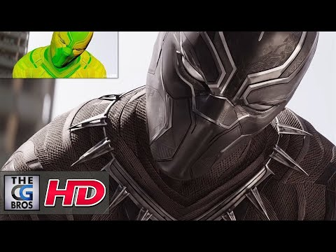 "CGI & VFX Breakdowns: ""VFX Lookdev Lighting TD Reel"" – by Arvid Schneider"