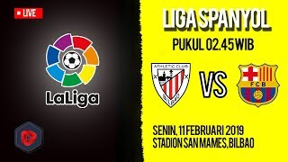 Live Streaming Athletic Bilbao VS Barcelona di HP via MAXStream beIN Sports, Minggu Pukul 02.45 WIB