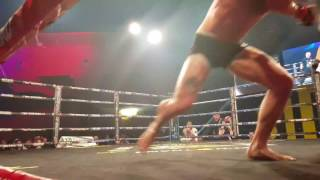 Makhmud Muradov vs Shota Gvasalia -84kg , 3.round,MMA, 3x5 min