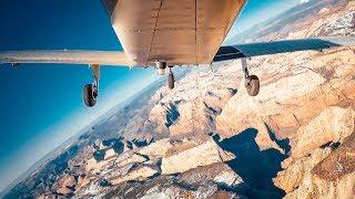 Flying over Zion National Park, Utah // Pilot Vlog!