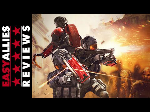 Umbrella Corps - Easy Allies Review - YouTube video thumbnail