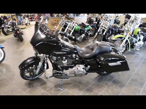 2018 Harley-Davidson Street Glide® in Carroll, Iowa - Video 1