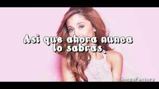 Ariana Grande - You'll Never Know -Traducida al español-