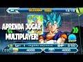 Dragon Ball Tap Battle Como Jogar Multiplayer Jogue Ago