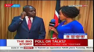 President Uhuru Kenyatta honours invitation by IEBC Chairman Wafula Chebukati: The Big Story