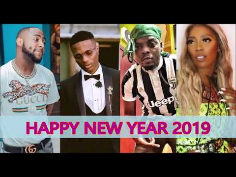 layback & club afrobeats 2019