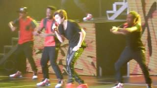 Austin Mahone- Next To You (Live at San Jose Event Center)