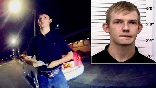Fake Cop Makes Traffic Stop, Gets Arrested by Real Cop (Complete Footage)