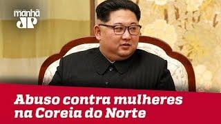Violência sexual na Coréia do Norte
