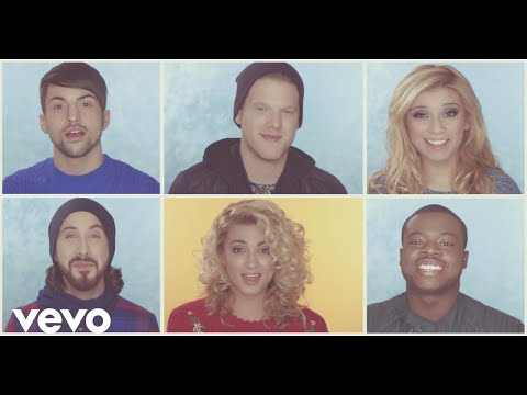 Winter Wonderland/Don't Worry Be Happy - Pentatonix ft. Tori Kelly