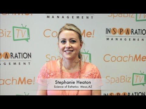 Stephanie Heaton - Science of Esthetics