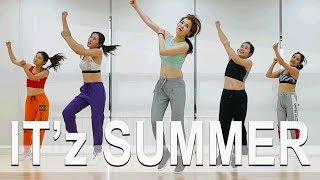 IT'z SUMMER. ITZY. Dance Workout. Cardio. Choreo By Sunny. SunnyFunnyFitness. Diet Dance. 홈트.댄스다이어트.