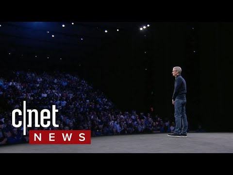 All the news from Apple's event (CNET News)