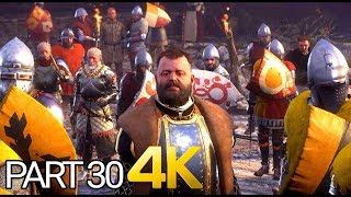 Kingdom Come Deliverance 4K Gameplay Walkthrough Part 30 ULTRA HD