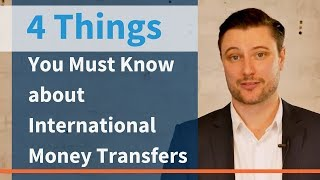 4 Tips for Making an International Money Transfer