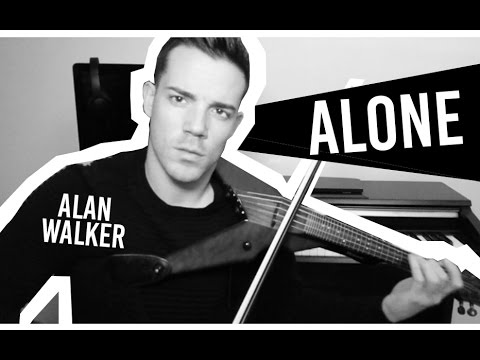 Alan Walker - ALONE (Violin Cover By Robert Mendoza) [OFFICIAL VIDEO] Mp3