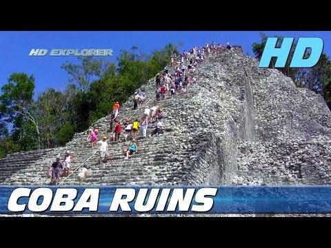 Mayan Ruins of Coba (Coba – Mexico)