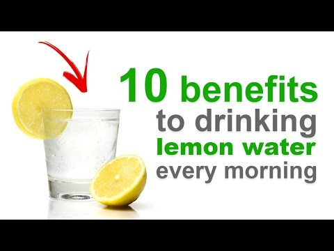 Video 10 Benefits to Drinking Warm Lemon Water Every Morning | Natural Cures