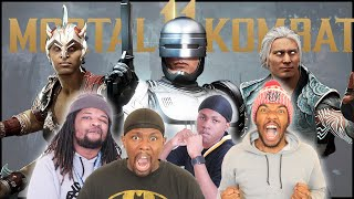 MAJOR Crap Talk Battles! HEATED Mortal Kombat 11 Tournament!