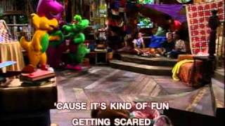 Barney - Scary Story Song