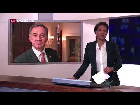SRF-Interview mit EU-Botschafter Michael Matthiessen vom 9.4.2020